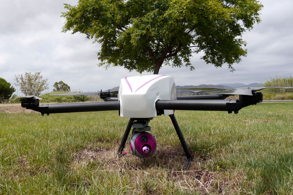 Quaternium – Home of the Longest flight time hybrid drone